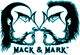 Mack & Mark™ Logo